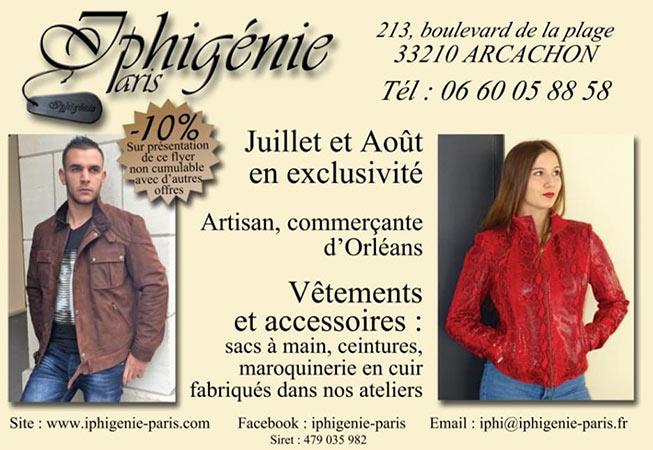 Iphigenie-Paris